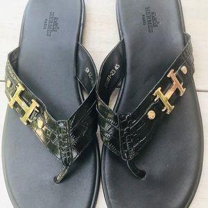 Hermes Shoes - Hermès authentic sandals
